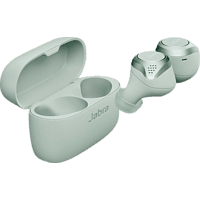JABRA Elite Active 75t mit ANC, In-ear Kopfhörer Bluetooth Mintgrün