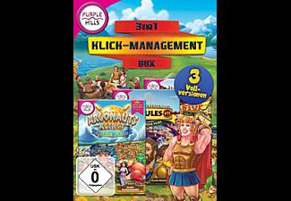 3-in-1 Klickmanagement Box - [PC]