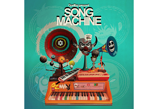 Gorillaz - SONG MACHINE, SEASON 1  - (Vinyl)