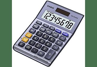 Calculadora - Casio MS 80 VERII, conversión de moneda y pantalla LC extra grande