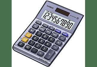 Calculadora - Casio MS-100TER II-S-EH, calculo de porcentaje e impuestos, azul