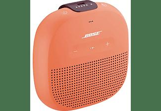 Altavoz inalámbrico - Bose Soundlink Micro, Bluetooth, Resistente al agua (IPX7), Micro USB,