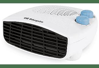 Calefactor - Orbegozo FH 5127, Potencia 2000 W, Termostato regulable, 2 Niveles calefacción, Blanco