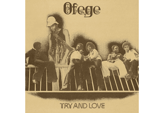 Ofege - Try And Love (LP+MP3)  - (LP + Download)