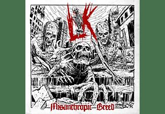 Lik - Misanthropic Breed (180g black vinyl)  - (Vinyl)