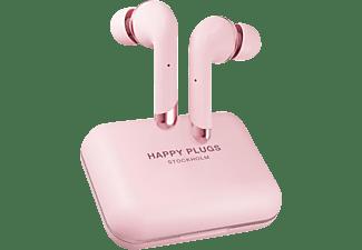 HAPPY PLUGS Air 1 Plus, In-ear Kopfhörer Bluetooth Pink Gold