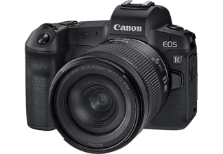 CANON Hybride camera EOS R + RF 24-105 mm IS STM