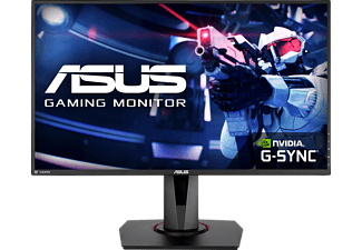 """Monitor gaming - ASUS VG278QR, 27"""", Full HD, 165Hz, 0.5ms, G-Sync Compatible, DisplayPort, Altavoces"""