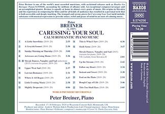 Peter Breiner - CARESSING YOUR SOUL  - (CD)