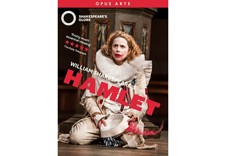 Hamlet (Shakespeare's Globe Theatre) DVD