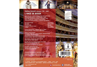 Sempey/Lorenzi/Tingaud/Orchestra Donizetti Opera - L'Ange de Nisida  - (Blu-ray)