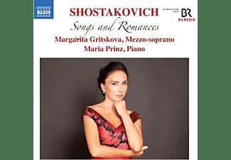 Gritskova,Margarita/Prinz,Maria - SONGS AND ROMANCES  - (CD)