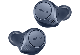 Jabra Elite Active 75t - Auriculares inalámbricos True Wireless, iOS/Android (Bluetooth 5.0, 28h), Azul Marino