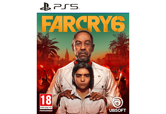 PS5 - Far Cry 6 /Multilinguale