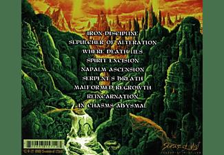 Carnation - WHERE DEATH LIES  - (CD)