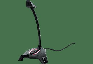 TRUST GXT 215 Zabi USB Gaming Mikrofon, Schwarz