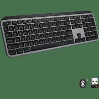 LOGITECH MX Keys für Mac , Kabellose Tastatur