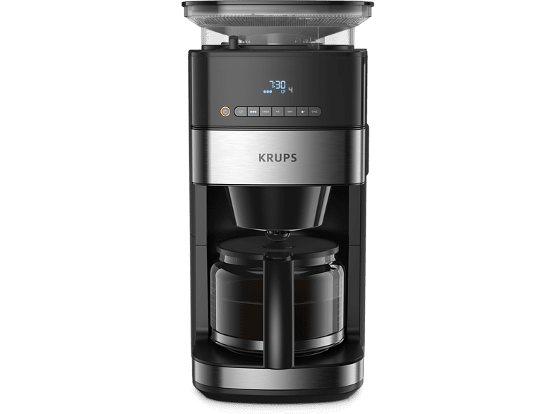 KRUPS Koffiezetapparaat Grind & Brew (KM832810)