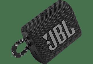 JBL Bluetooth Lautsprecher Go3, schwarz