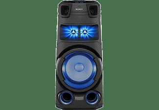 Sony MHC-V73D Vrijstaand PA-geluidssysteem Zwart