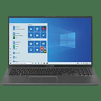 ASUS VivoBook S15 S512JA-EJ745T, Notebook mit 15,6 Zoll Display, Core i3 Prozessor, 8 GB RAM, 512 GB SSD, Intel® UHD Grafik, Slate Grey