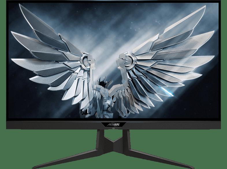 GIGABYTE AORUS FI27Q-P 27 Zoll QHD Gaming Monitor 1 ms Reaktionszeit, 165 Hz