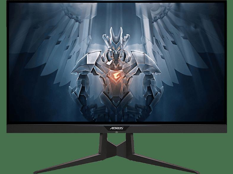 GIGABYTE AORUS FI27Q 27 Zoll QHD Gaming Monitor 1 ms Reaktionszeit, 165 Hz