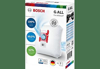 Bolsas aspirador - Bosch BBZ41FGALL Pack de 4 bolsas