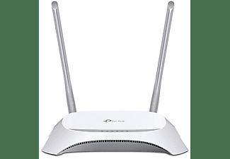 Router - TPLink, Compatible con modem USB 3G, Wi-Fi N300