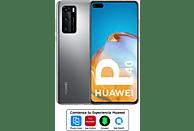 "Móvil - Huawei P40, Plata, 128 GB, 8 GB, 6.1"" Full HD+, Kirin 990, 3800 mAh, 5G, Android"