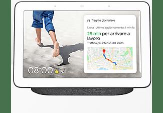 "Asistente inteligente - Google Nest Hub, Asistente digital, Pantalla 7"", Wi-Fi, Carbón"
