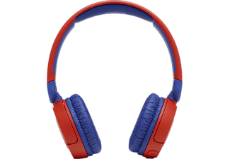 JBL Kinder Bluetooth Kopfhörer JR310BT, rot