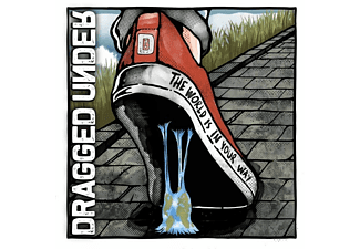 Dragged Under - The World Is In Your Way (Deluxe Edition)  - (CD)