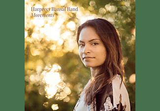 Harpreet Band Bansal - Movements  - (CD)