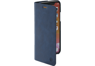 HAMA Guard Pro, Bookcover, Apple, iPhone 12/12 Pro, Blau