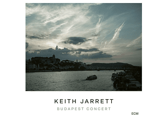 Keith Jarrett - Budapest Concert  - (CD)