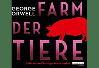 George Orwell - Farm der Tiere  - (CD)