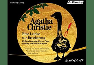 Agatha Christie - Eine Leiche zur Bescherung  - (CD)