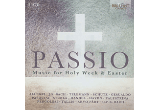 VARIOUS - Passio: Music For Holy Week And Easter  - (CD)