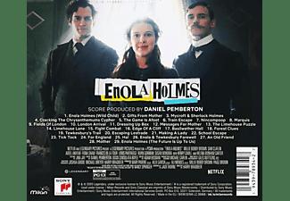 Daniel Pemberton - Enola Holmes  - (CD)