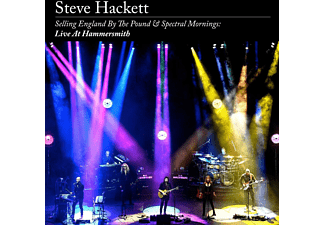 Steve Hackett - SELLING ENGLAND BY THE POUND &  - (CD)