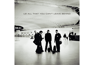 U2 - ALL THAT YOU CAN T LEAVE (20TH ANNI.LTD.BOX)  - (CD)