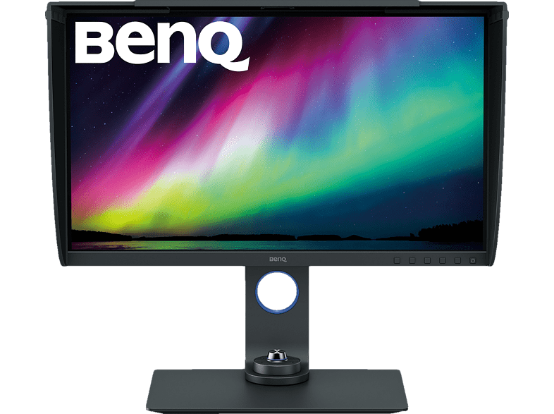 BENQ PhotoVue SW270C 27 Zoll WQHD Monitor 5 ms Reaktionszeit, 60 Hz