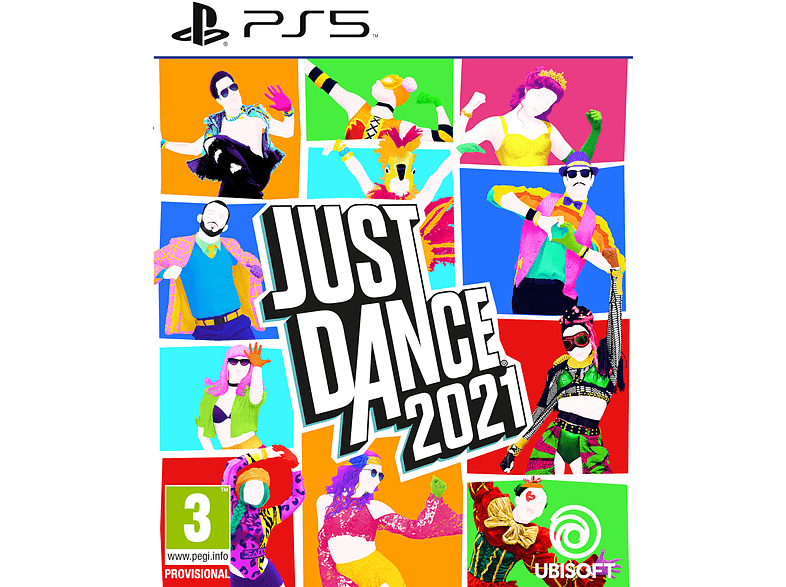 Just Dance 2021 NL/FR PS5