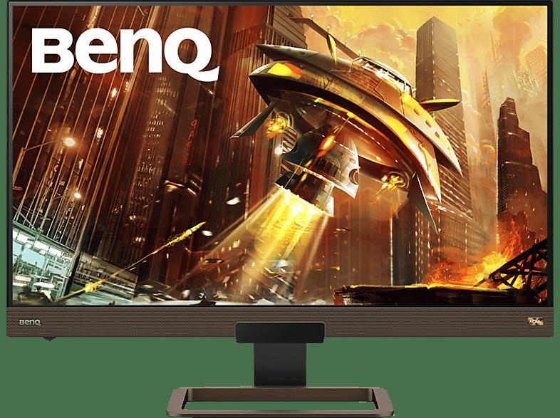 BENQ EX2780Q 27 Zoll WQHD Monitor 5 Reaktionszeit, 144 Hz