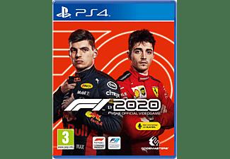 F1 2020 Seventy Edition FR/NL PS4