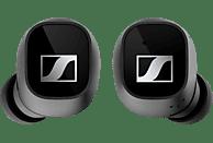 SENNHEISER CX 400BT, Passives Noise Cancellation, In-ear True Wireless Kopfhörer Bluetooth Schwarz