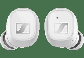 SENNHEISER CX 400BT, Passives Noise Cancellation, In-ear Kopfhörer Bluetooth Weiß