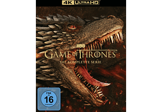 Game of Thrones - Die komplette Serie 4K Ultra HD Blu-ray
