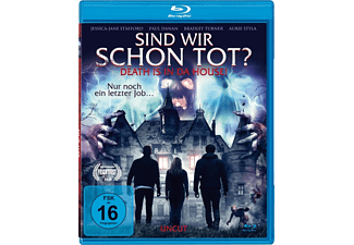 Sind wir schon tot? - Death is in da House! Blu-ray